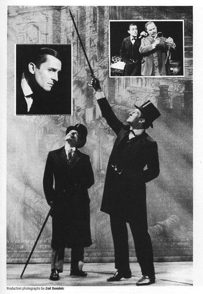 Jeremy Brett, mint Sherlock Holmes - Page 2 Sh_photo-livret